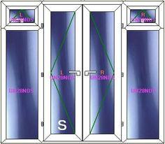 External French Doors, External Doors, Upvc French Doors, Doors Online, Energy Efficiency, Windows And Doors, Calculator, Stairs, Style