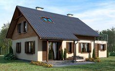 Tradycyjny dom - YEST - Producent Okiennic Yest