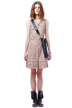 #JilSanderNavy #Dresses