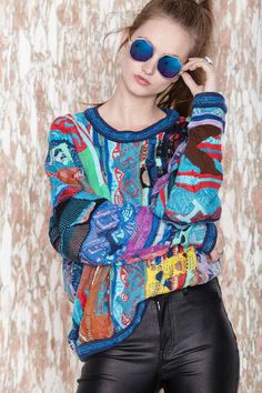One More Chance Coogi Sweater