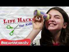 Cool Egg Cellent Hacks I LIFE HACKS FOR KIDS