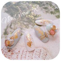 2016ss New design sample Hand 新作 #nail #nails #naildesign #gelnail #fashion#trend #cosmetic #powerstone #beauty#girl#original #followme #天然石ネイル #summer #texture#Melodymoo #夏ネイル#네일 #美甲 #model #nailroomr #ネイル #ジェルネイル#pedicure #nailswag#blue #accessory#bijou#2016