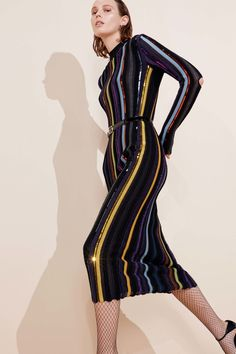 Color Wonderful Stripes - HarpersBAZAAR.com