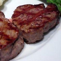 mignon medallions beef tenderloin more leka recipe beef recipe beef ...