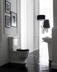 Volda Close Coupled Toilet