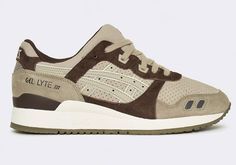 The ASICS GEL-Lyte III For Coffee Lovers