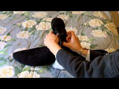 ▶ How to Fold a Towel Penguin - YouTube