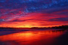 Sunrise in #Santander #Cantabria #Spain