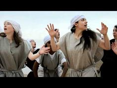 """DAYENU, COMING HOME"" - A new Passover song by The Fountainheads (graduates and students of Midreshet Ein Prat, Israel). Cute, upbeat parody of the Exodus :) Happy Passover to all who celebrate."