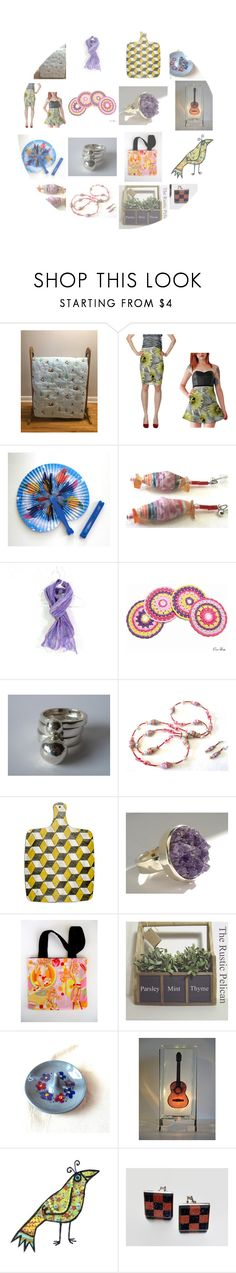 """""""Unique Gifts for Her"""" by glowblocks ❤ liked on Polyvore featuring Gemelli"""