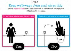 Keep drawers closed | Office Safety Board | Pinterest | Drawers ...