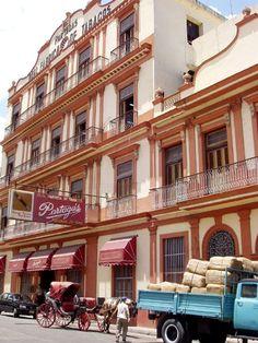 Real fabrica del tabaco, la Habana