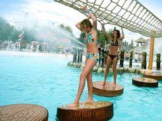Quebec ~ vacations with teens ~ Village Vacances Valcartier