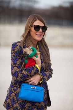Paris Street Style Fall 2013 - Paris Fashion Week Style Fall 2013
