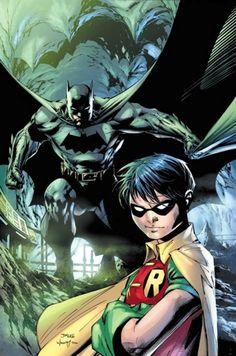 ALL STAR BATMAN AND ROBIN, THE BOY WONDER #10 by Jim Lee