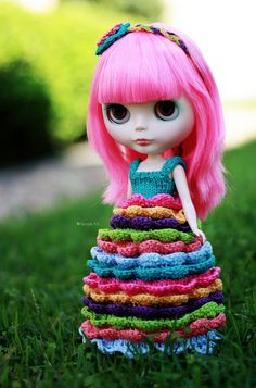 Blythe Dress Inspiration.