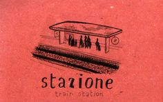 Learning Italian Language ~  Stazione (train station) IFHN