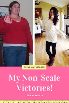 Read her transformation success story and non-scale victories! Before and after fitness motivation and beginner tips from women who hit their weight loss goals and got THAT BODY with training and meal prep. Learn their workout tips get inspiration! | TheWeighWeWere.com