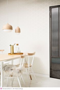 Behangcollectie Pure Passion van BN Wallcoverings #behang #interior #inspiration #wallcoverings #wonenonline