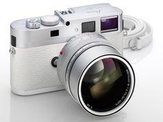 Leica M9-P White edition