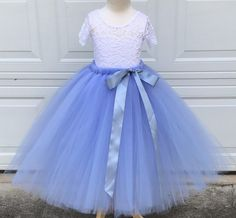 Dusty Blue Tutu Skirt,Tutu  Skirt, Dusty Blue Tulle Skirt,Dusty Blue  Tulle Skirts, Tutu Skirt,Tulle Skirt Blue Tulle Skirt, Girls Tulle Skirt, Blue Tutu, Pink Tulle, Flower Girl Dresses, Tulle Skirts, Tutu Rock, I Love Makeup, Ruched Dress