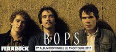 Le premier album des BOPS sortira en octobre - Ça C'est Culte