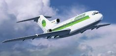 RMG3946 1:144 Revell Boeing 727-100 Germania