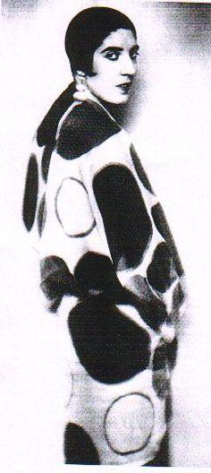 Sonia Delaunay, Coat, 1920's
