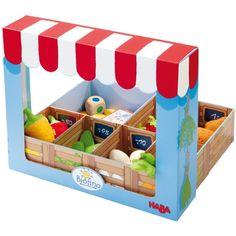 HABA green market play shop