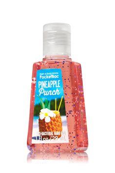 Pineapple Punch PocketBac Sanitizing Hand Gel - Soap/Sanitizer - Bath & Body Works (hospital bag)
