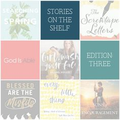Have you read all these stories? They look great, especially Girl Wash Your Face.