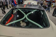 Ringbrothers Blizzard '65 Mustang – SEMA 2013 | Forged Photography