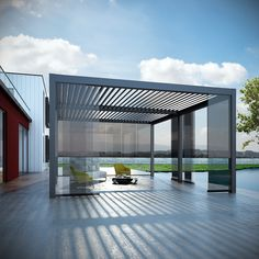 #Aerolux ile açık alanlara mimari ve akıllı çözümler… | Architectural and smart solutions for open spaces with Aerolux... #suntech #albayrak #architecture #architectural #futuristic #minimal #architect #horeca #minimalistic #retractableroof #retractablepergola #bioclimaticpergola #sunprotection #architizer #Bioclimaticarchitecture #bioclimaticroofsystem #bioclimaticdesign #bioclimaticretractable #bioclimatique #myhouseidea #roofing #pergola #kisbahcesi #bioklimatikpergola #otomatiktavan…