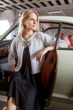 Lana Grossa JACKE Principessa - FILATI Handstrick No. 61 - Modell 23 | FILATI.cc WebShop
