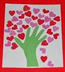alla hjärtans dag pyssel för barn - Google Sök