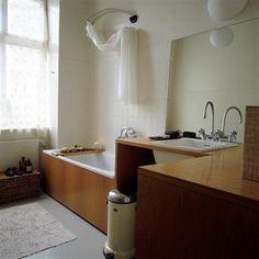 beautiful and cute Nordic Bathroom Designs