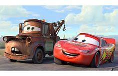 Cars Mater And Lightning Mc Queen Cars Pixar Disney Cars Disney Pixar Cars, Disney Cars Party, Walt Disney, Car Party, Disney Disney, Pixar Movies, Disney Movies, Movie Cars, Pixar Characters