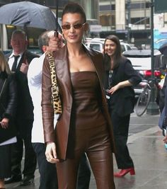 this fit February 20 2020 at fashion-inspo Bella Hadid Outfits, Bella Hadid Style, Trendy Outfits, Cute Outfits, Fashion Outfits, Fashion Clothes, Fashion Fashion, Fashion Women, Fashion Ideas