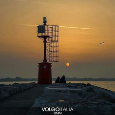Rimini Foto di @albyphotograper  #volgorimini #volgoemiliaromagna #volgoitalia #volgosocial #rimini #riminirimini #rimini2016 #riminibeach #riminicentro  #rimining #emiliaromagna #italytrip #italytour #rivieraromagnola #italia #italy #italian #holiday #holidayinitaly #iloveitaly #travelling #sunset #sky #faro #port by volgorimini