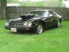 The Draguar, A Classy Jaguar XJS Pro Street Racer (My kind of Jag!)