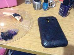 Renovación de funda de celular