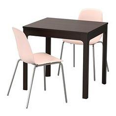 Ikea Tischfüsse 4x 60er jahre tischbein konisch dunkelbraun l 24cm 3 5cmø gebraucht