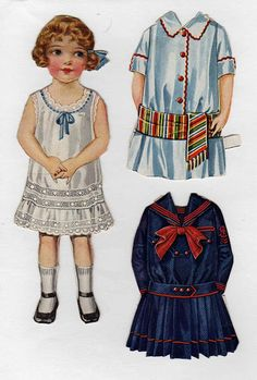 Tons of paper dolls and paper toys Joyce hamillrawcliffe - Picasa Web Albums