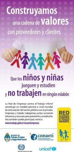 Trabajos peligrosos desempeñados por niños, niñas o adolescentes