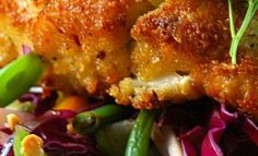 Fishy Fridays - Spice fried hake Fish Dishes, Main Dishes, Kitchen Recipes, Cooking Recipes, Food Trends, Food Crafts, Fish And Seafood, Entrees, Good Food