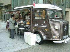 citroen hy food truck - Buscar con Google