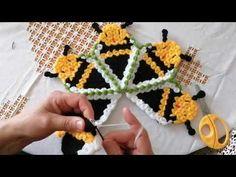 Crochet Earrings, Make It Yourself, Blog, Arkansas, Youtube, Sweet, Crochet Flowers, Ornaments, Tejidos