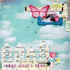 Home Sweet Home by Mariaje98 at Studio Calico
