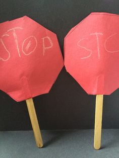 0c2819d91 Octagon stop signs. Shape recognition. Cutting octagons and writing
