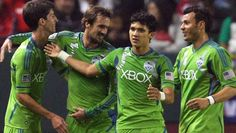 Go Seattle Sounders! Seattle Sounders, Soccer Players, Kicks, Football, Sports, Football Players, Soccer, Hs Sports, Sport